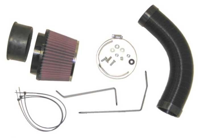 Układ dolotowy Audi A4 1.9L Diesel K&N 57-0580 - GRUBYGARAGE - Sklep Tuningowy